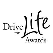Drive for life logo